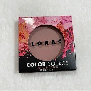 Lorac Color Source Buildable Blush - Aura